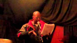 Brother Malcolm performs @ Java Monkey Speaks