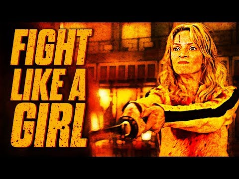 5 Females In Film With Grit   Fight Like A Girl