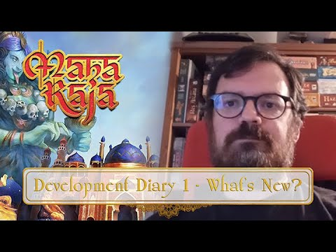 Maharaja Development Diary #1 - What's New?
