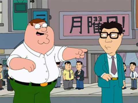 Family Guy - Oh mein Gott, da ist Jackie Chan!