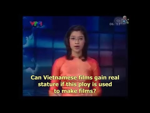 VIETNAM TELEVISION EXPOSES DIRECTOR VICTOR VU'S RIPOFF, LED TO VIETNAMESE MOVIES 1ST PLAGIARISM CASE