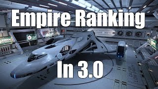 Elite: Dangerous - Empire Ranking in 3.0
