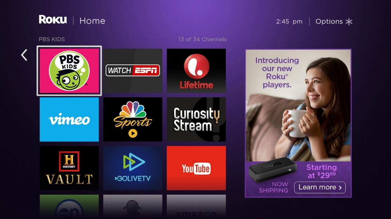 How To Add And Remove Roku Channels Youtube