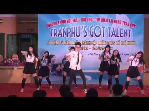 150326 [Tran Phu's Got Talent] Glass Bead Mix - GZB (Chuyên Trần Phú Hải Phòng)