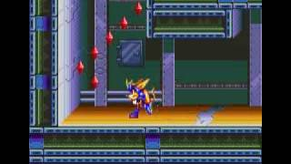 Sparkster (SNES) - Stage 1