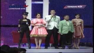 "Ima ""Demak"", Eman ""Lombok"", Khori ""Jakarta"" Pemenang Gerbang KDI 2015 Episode 13 (19/4)"