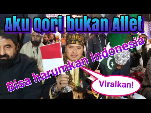 Qori Mu'min Mubarok Harumkan Lagi Indonesia | Darel Khan Pakistan