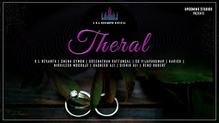 Gambar cover Theral Lyrical Video | K L Revanth | Sneha Symon | Sreenathan Kattungal | So Vijaykumar |