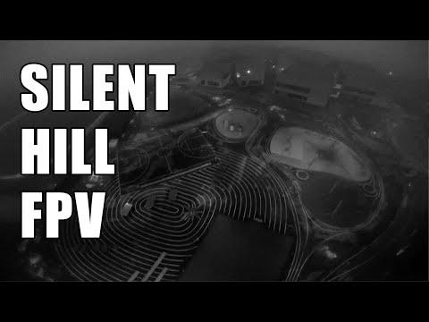 Silent Hill style FPV on ZMR 180 Mini Quad