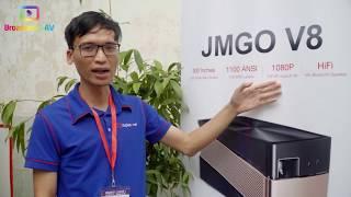 JMGO tại VIBA SHOW 2018