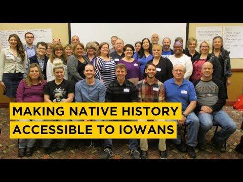 Iowa Native Spaces on YouTube