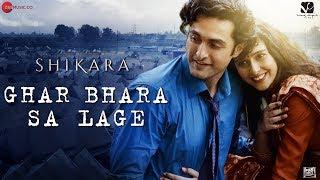 Ghar Bhara Sa Lage Shikara   Aadil Khan & Sadia   Shreya Ghoshal & Papon   Sandesh S   Irshad K