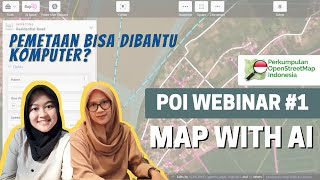 Download POI Webinar #1 - MAP WITH AI