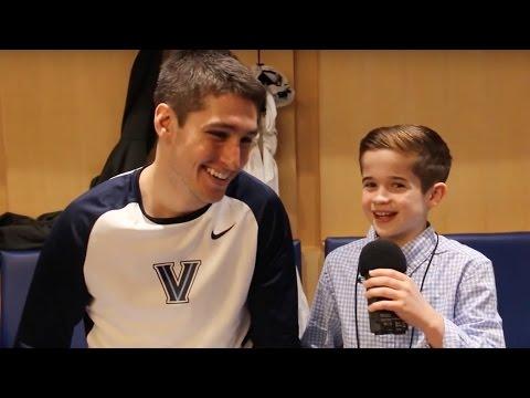 Ryan Arcidiacono Interview, Villanova Basketball