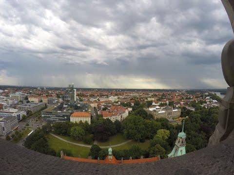 Hannover & Dusseldorf - GoPro Hero 4