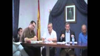 Pleno Montejaque Junio 2012