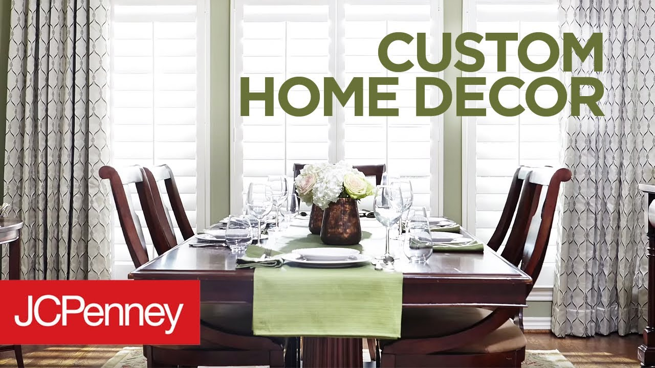 Jcpenney In Home Custom Decorating Interior Experts