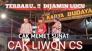 Download LAWAK LUDRUK KARYA BUDAYA // CAK LIWON CS LIVE MOJOKERTO