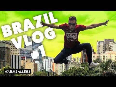 CONRADINHO IS IN BRAZIL!