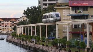 Melaka Monorail resumes operations after four-year hiatus