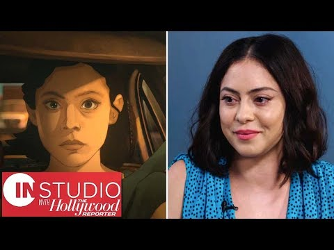 """'Undone' Star Rosa Salazar: Role a """"Dream for an Actor,"""" Co-Star Bob Odenkirk 