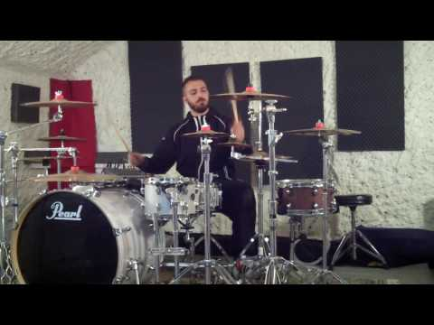 Demi Lovato - Take Me To Church (Hozier Cover In The Live Lounge) - Drum Cover - Riccardo Paladini .