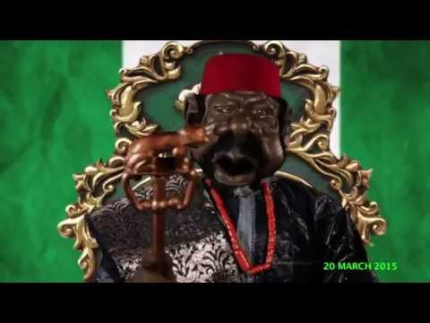 Video (puppet): Pete Edochie For President