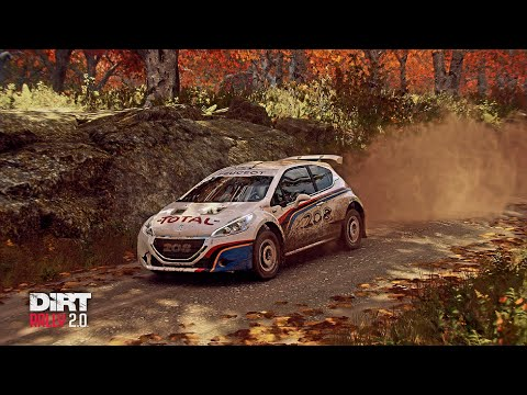peugeot 208 r5-Dirt Rally 2.0 |