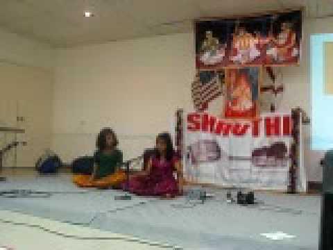 Preeti's song -- Saraswathi vidhiyuvathi