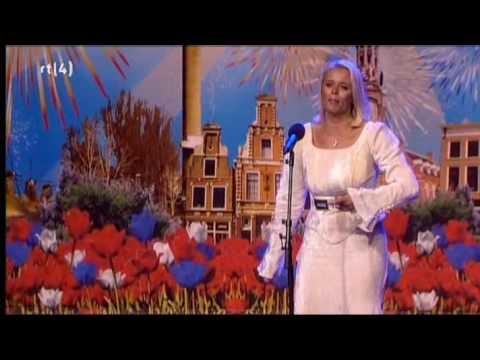 Opera bij HGT! Auditie | Angelique van Akkeren | hollands got talent 2010