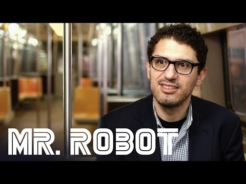 Mr  Robot Behind the Scenes with Sam Esmail