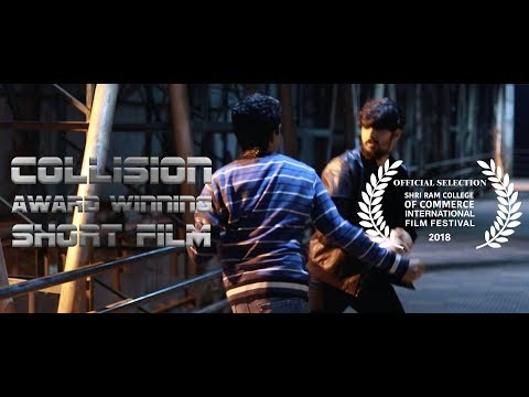 Collision | Sci Fi Short Film