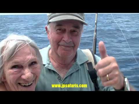 J P Big Game Safaris - Marlin Fishing & Hunting Mauritius 2015