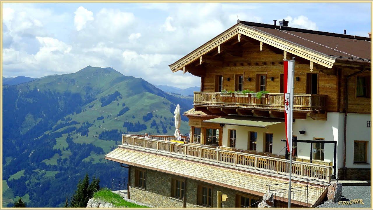 KITZBÜHEL, Sonnberg, Hotel-Bichlalm , Kitzbühler Alpen - YouTube
