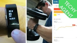 Fitbit Charge 2 - Fitness REVIEW !!!