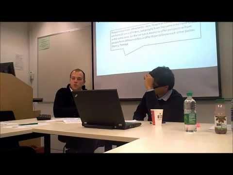 Political participation and new interactive spaces in Kenya - Iginio Gagliardone