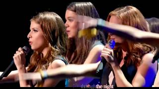 Flashlight - Barben Bellas  Acapella (lyrics)