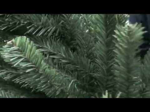 Обзор искусственных елей Морозко (Пластиндустрия)