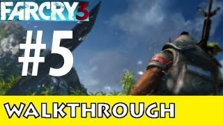 Far Cry 3 - Walkthrough Part 5 - Hunting Animals [Commentary] [HD PC]