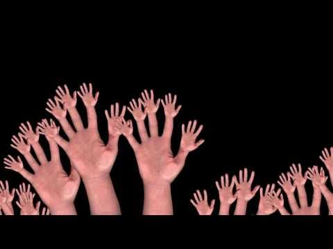 Many Hands Up