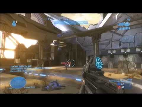 halo reach matchmaking maps list