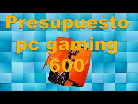 Pc Gaming Low Cost 600€ Diciembre 2014  Cap 2