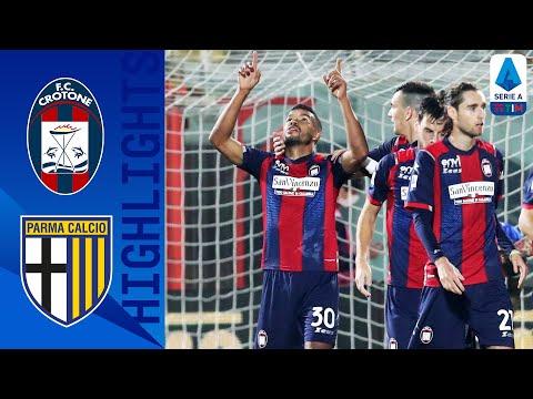 Crotone Parma Goals And Highlights