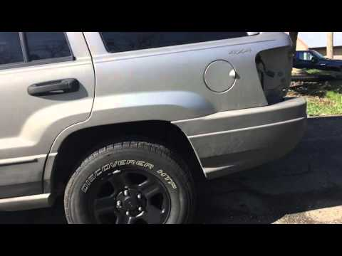 how to fix hydrolocked jeep