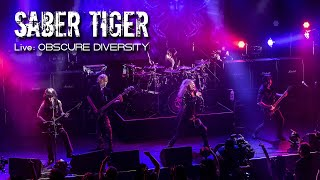 2018年10月、現体制で4作目となるオリジナルアルバム『OBSCURE DIVERSITY』のワールドワイドリリースを果たした北の凶獣SABER TIGER。同作を引っ提げての...