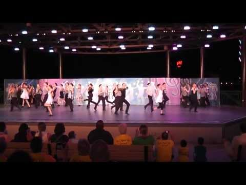 2013 Riley's Dancing Disney - Billy Joel