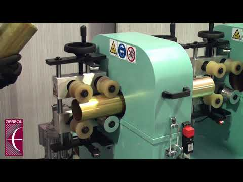 SHORT TUBES POLISHING MACHINE