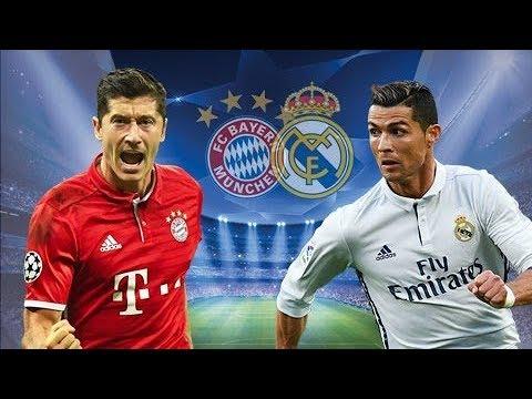 *LIVE* BAYERN MUNICH VS REAL MADRID CHAMPIONS LEAGUE SEMI-FINALS (FULL MATCH) 1080P