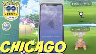 NIANTIC MAKES A GLOBAL GAMING IMPACT!! POKEMON GO FEST 2018 HIGHLIGHTS
