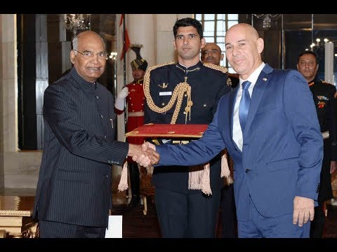 President Kovind received credentials from Ambassadors of various countries Mp3